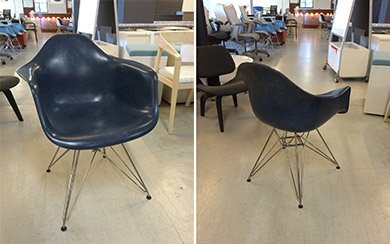 aug 2015 drawing eames molded fiberglass armchair office outlet