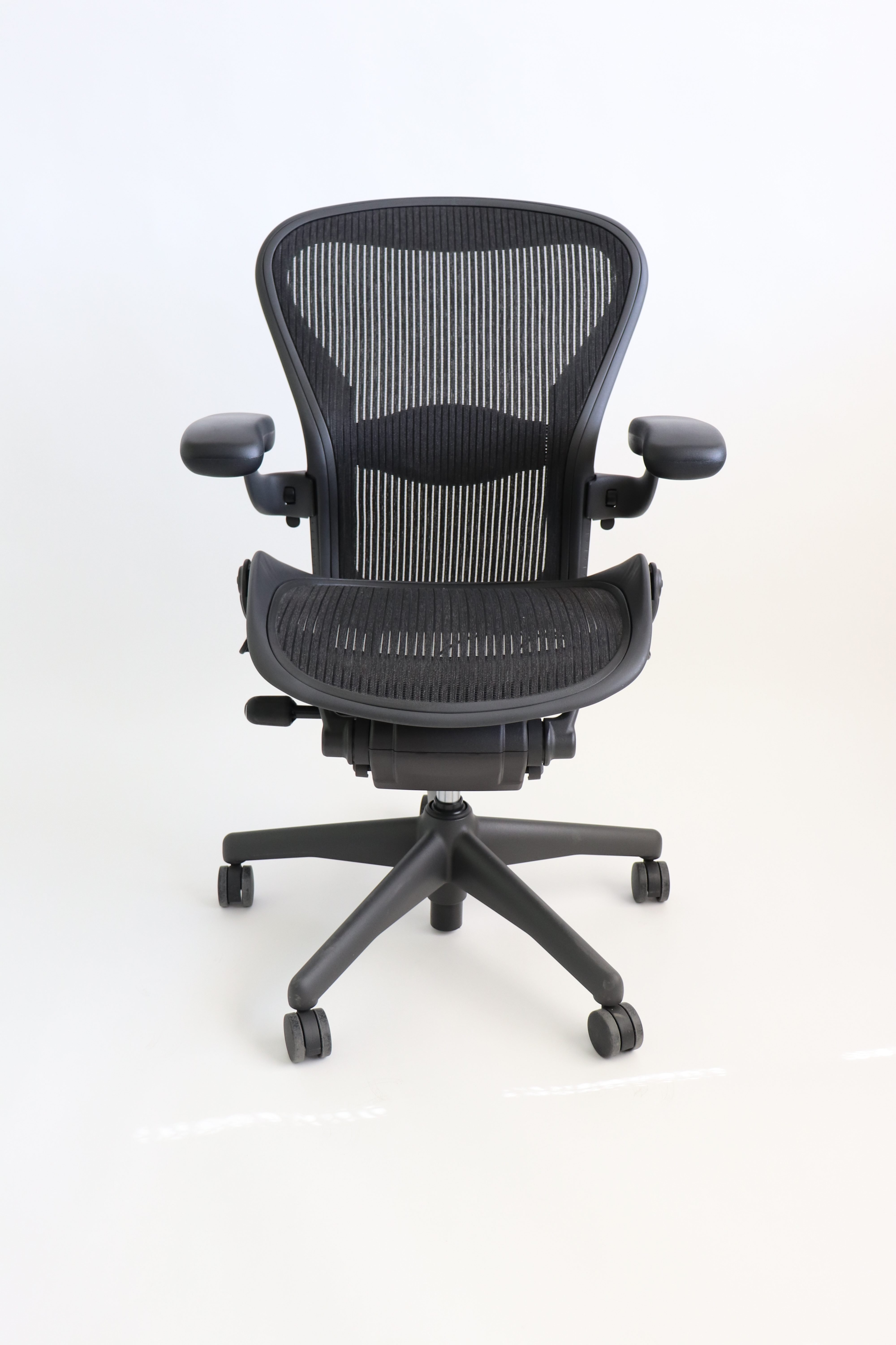 & Aeron Chair - Fully Loaded - Office Outlet